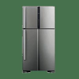 Hitachi 565 Litres R-VG610PND3 Frost-free Refrigerator (Grey)_1