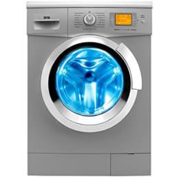 IFB 8KG Senator Smart Touch Front Loading Washing Machine (Silver)_1