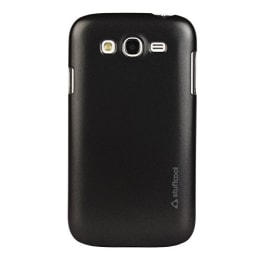 Stuffcool Element Plastic Hard Back Case Cover for Samsung Galaxy Grand Neo (EMSG9060-BLK, Black)_1