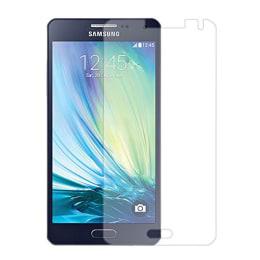 Stuffcool Tempered Glass Screen Protector for Samsung Galaxy A3 (GPSGA3, Transparent)_1