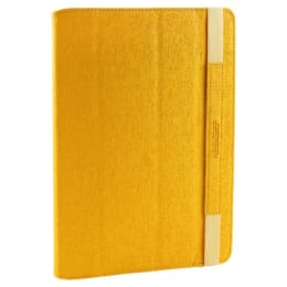 Kooltopp Full Cover Case for Apple iPad Air (KT109-07, Yellow)_1