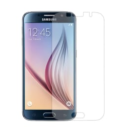 Stuffcool Supertuff Tempered Glass Screen Protector for Samsung Galaxy S6 (GPSGS6, Transparent)_1