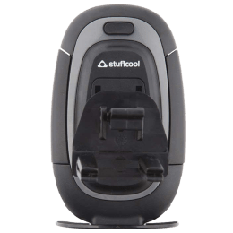 Stuffcool Clasp Dual Use Air Vent Car Mount Holder (CPACMH-BLK, Black)_1
