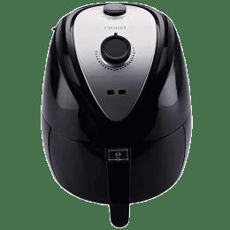 Croma Electric Low Oil Fryer (Adjustable Timer, CRAO0044, Black)_1