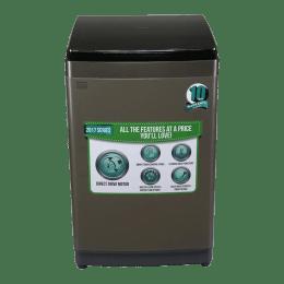 Croma 9 kg Fully Automatic Top Loading Washing Machine (CRAW2204, Black)_1