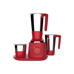 Butterfly Spectra 750 Watts 3 Jars Mixer Grinder (Automatic Over Load Protector, M0281E00000, Red)_1