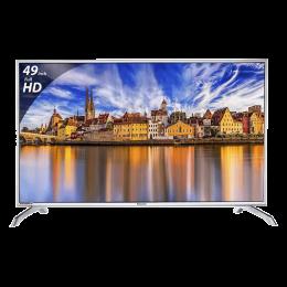 Panasonic 124.46 cm (49 inch) Full HD LED TV (Black, TH-49E460D)_1