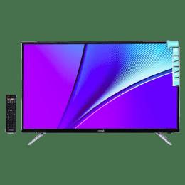 Croma 99 cm (39 inch) HD Ready Direct LED TV (EL7331, Black)_1