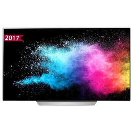 LG 164 cm (65 inch) Ultra HD OLED Smart TV (OLED65C7T, Black)_1