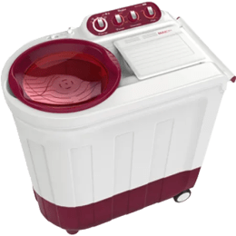 Whirlpool 8 kg Semi Automatic Top Loading Washing Machine (Ace 8.0 Turbodry, Red)_1