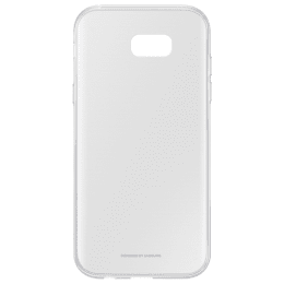 Samsung Galaxy A7 2017 Clear Back Case Cover (EF-QA720TTEGIN, Transparent)_1