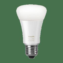 Philips Hue Electric Powered 9.5 Watt Smart LED Bulb (929001200126, White)_1