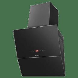 Faber Vertico 1150m³/hr 60cm Wall Mount Chimney (Cassette Filter, BK TC LTW 60, Black)_1