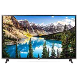 LG 109 cm (43 inch) 4K Ultra HD Smart LED TV (43UJ632T, Black)_1