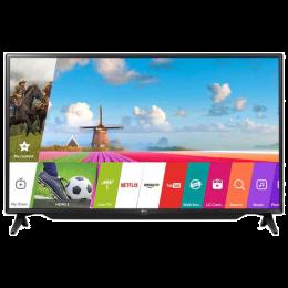 LG 109 cm (43 inch) Full HD LED Smart TV (43LJ619V, Black)_1