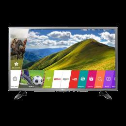 LG 81 cm (32 inch) HD LED Smart TV (32LJ573D, Black)_1