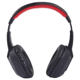 iBall MusiTap Bluetooth Headphones (Black)_1