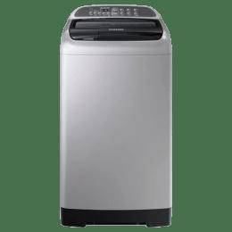 Samsung 6.5 kg Fully Automatic Top Loading Washing Machine (WA65M4000HA/TL, Silver)_1