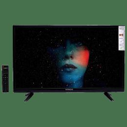 Hitachi 81 cm (32 inch) HD Ready LED TV (LD32SY01A-CIW2, Black)_1