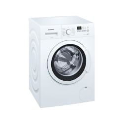 Siemens 7 kg Fully Automatic Front Loading Washing Machine (WM10K161IN, White)_1