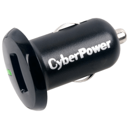 CyberPower Car Charger (CPSDC2A1U, Black)_1