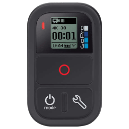 Go Pro Smart Camera Remote (ARMTE-002-EU, Black)_1