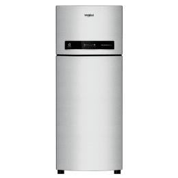 Whirlpool 340 L 4 Star Frost Free Double Door Refrigerator (IF 355 ELT, Steel)_1