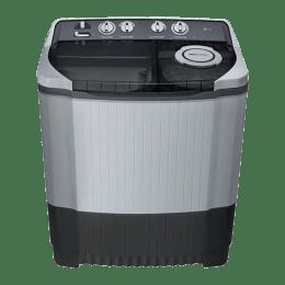 LG 8 kg Semi Automatic Top Loading Washing Machine (P9039R3SM, Grey)_1