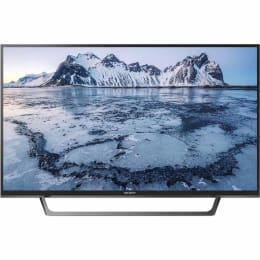 Sony 124 cm (49 inch) Full HD LED TV (KLV-49W672E, Black)_1