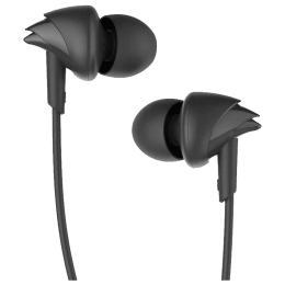 boAt BassHeads 100 In-Ear Wired Earphone with Mic (Super Extra Bass, Black)_1