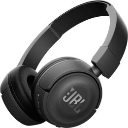 JBL On-Ear Bluetooth Headphones (T450BT, Black)_1