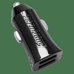 Energizer Ultimate USB Car Charger (DCA2CUMC3, Black)_1