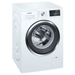 Siemens 8 kg Fully Automatic Front Loading Washing Machine (WM14T461IN, White)_1