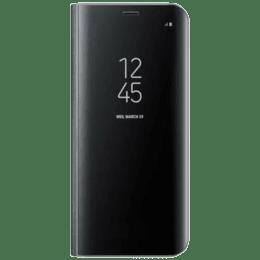 Samsung Galaxy S8 Dream Clear Back Case Cover (EF-ZG950CBEGIN, Black)_1