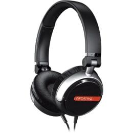 Creative Flex On-ear Headphones (Black)_1