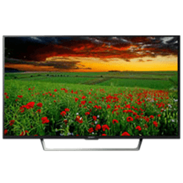Sony 124 cm (49 inch) Full HD LED Smart TV (KLV-49W772E, Black)_1