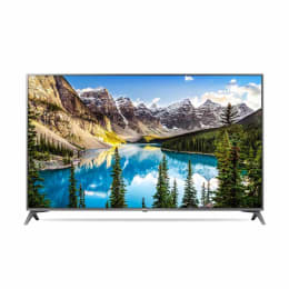 LG 124 cm (49 inch) 4K Ultra HD Smart LED TV (49UJ632T, Black)_1