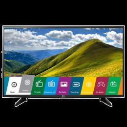 LG 124 cm (49 inch) Full HD LED TV (49LJ523T, Black)_1
