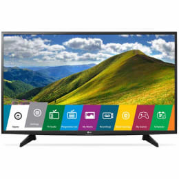 LG 109.22 cm (43 inch) Full HD LED TV (Black, 43LJ523T)_1