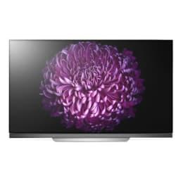 LG 138 cm (55 inch) Ultra HD OLED TV (OLED55E7T, Black)_1