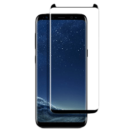 Stuffcool Tempered Glass Screen Protector for Samsung Galaxy S8 Plus (TGSGS8PLUS, Transparent)_1