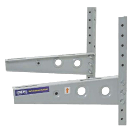 Croma Air Conditioner Brackets (Silver)_1