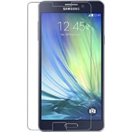 Scratchgard Tempered Glass Screen Protector for Samsung Galaxy A7 (Transparent)_1