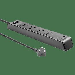 Targus Smart 4 Surge Protector (APS12AP-50, Black)_1