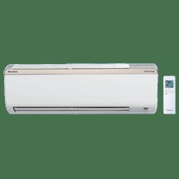 Daikin 1 Ton 4 Star Inverter Split AC (ETKP35SRV, Copper Condenser, White)_1