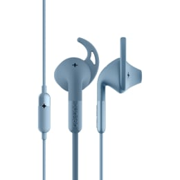Defunc Sport Plus In-Ear Wired Earphones with Mic (Blue)_1