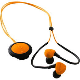 Boompods Sportpods Racer Wireless Bluetooth Earphones (Orange)_1
