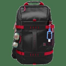 HP X0R83AA 15.6 Inch Laptop Backpack (X0R83AA#UUF, Red/Black)_1