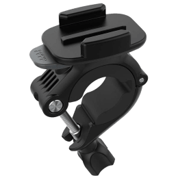 Go Pro Metal Handlebar Seatpost and Pole Mount (AGTSM-001, Black)_1