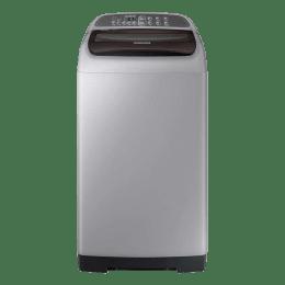 Samsung 6.5 kg Fully Automatic Top Loading Washing Machine (WA65M4200HD, Silver)_1
